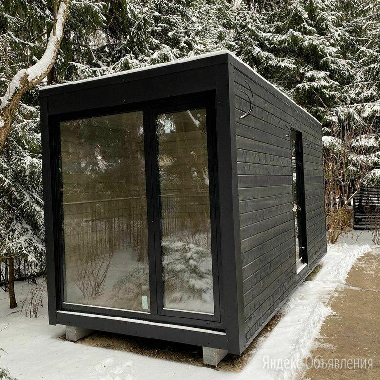 Мобильный Дом для круглогодичного проживания по цене 310000₽ - Готовые строения, фото 0