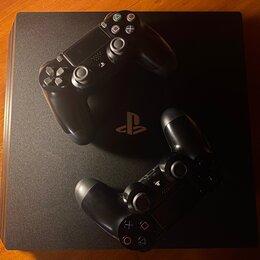 Игровые приставки - PlayStation 4 pro 1TB, PS4 pro, 0
