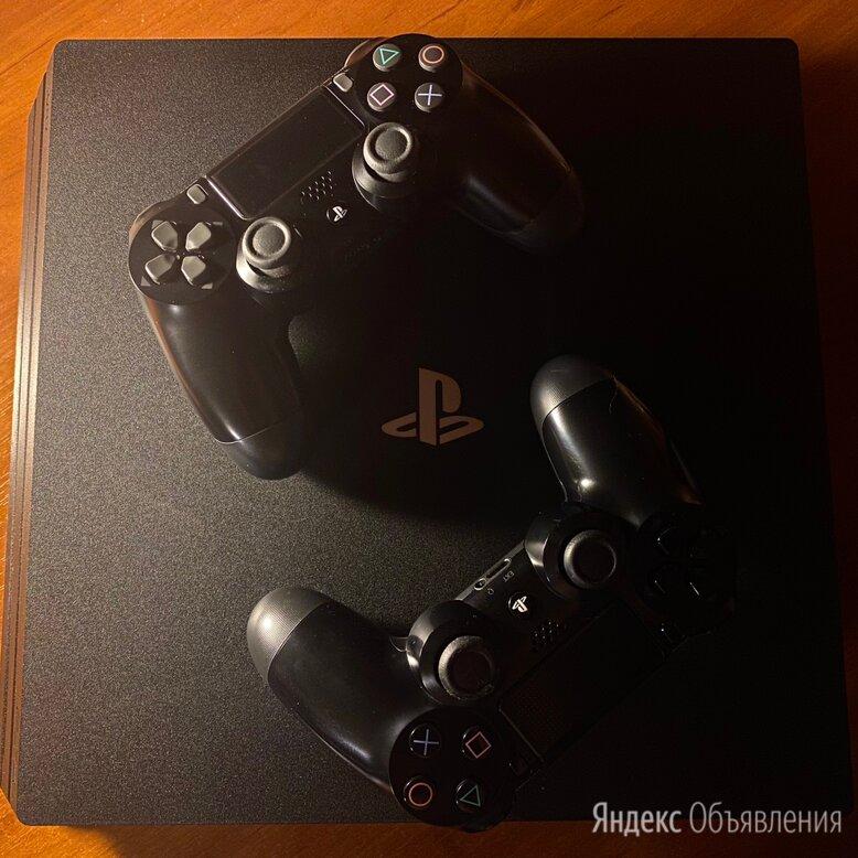 PlayStation 4 pro 1TB, PS4 pro по цене 26500₽ - Игровые приставки, фото 0
