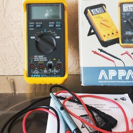 Измерительное оборудование - Мультиметр APPA-97, 0