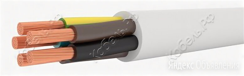 Провод ПВСнг(A)-LS 4х10 по цене 446₽ - Кабели и провода, фото 0