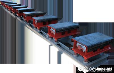 Виброплощадка ВПК-25 b 2300 по цене 1610000₽ - Промышленное климатическое оборудование, фото 0