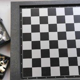 Настольные игры - Магнитная шахматная доска, 0