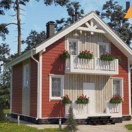 Готовые строения - Каркасный дом энергосберегающий кд-257 185.4м², 0