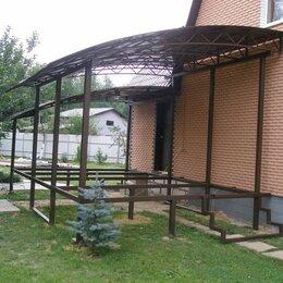 Готовые строения - Веранда, терраса, пристрой к дому, 0