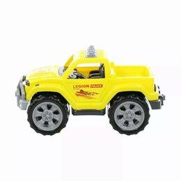 """Швейные машины - Автомобиль """"Легион"""" №1 (жёлтый) 76045, 0"""