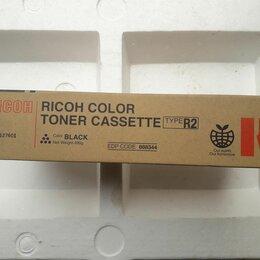 Картриджи - Тонер-картридж черный Рико Type R2 888344, 0