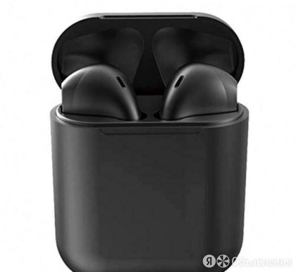 Наушники беспроводные inPods13 черные по цене 1300₽ - Наушники и Bluetooth-гарнитуры, фото 0