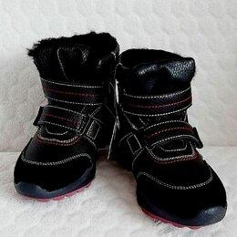 Ботинки - Ботинки теплые новые р.30, 0