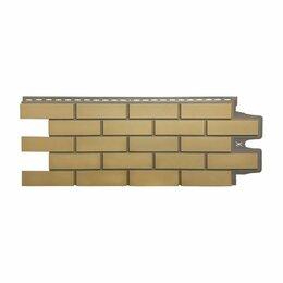 Фасадные панели - Фасадные панели Grand Line Клинкерный кирпич Элит Солома, 0