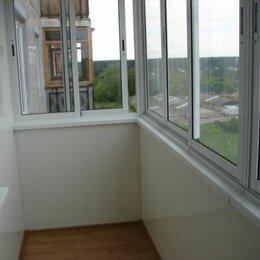 Дизайн, изготовление и реставрация товаров - Остекление балконов, 0