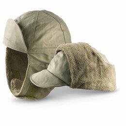 Одежда и обувь - Оригинал утепленные шапки с козырьком, Bundeswehr, 0
