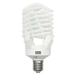 Лампочки - Лампа энергосберегающая E27 100W 6400K матовая…, 0
