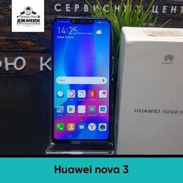 Мобильные телефоны - Телефон Huawei nova 3 с гарантией , 0