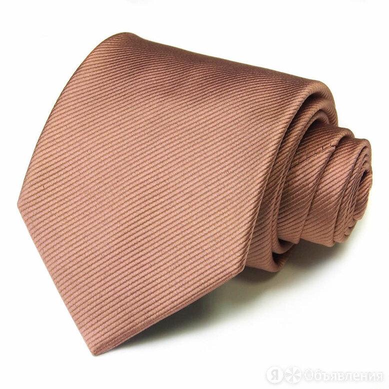 Однотонный галстук грязно-розового цвета Celine 825571 по цене 4800₽ - Галстуки и бабочки, фото 0