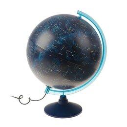 Глобусы - Глобус Звёздного неба 'Классик Евро', диаметр 320 мм, с подсветкой, 0