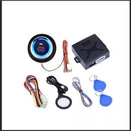 Автоэлектроника и комплектующие - Кнопка старт + стоп на любые автомобили, 0
