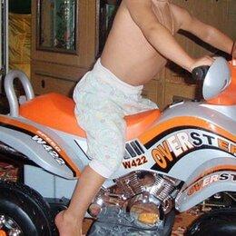Велосипеды - Детский квадроцикл, 0