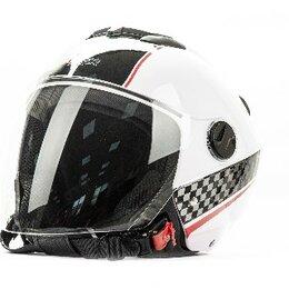 Спортивная защита - Шлем мото HIZER 522, 0