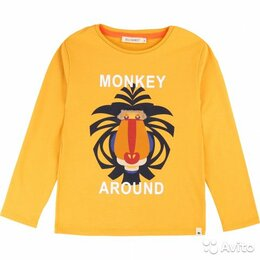 Футболки и рубашки - Футболка Billybandit для мальчика, 3 года, 0