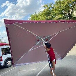 Зонты от солнца - Зонт для уличной торговли 3х3 м , 0