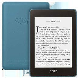 Электронные книги - Электронная книга Amazon Kindle PaperWhite 2018 8Gb SO Twilight Blue, 0