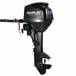 Двигатель и комплектующие  - Мотор Marlin MP 9.8 AMHS , 0