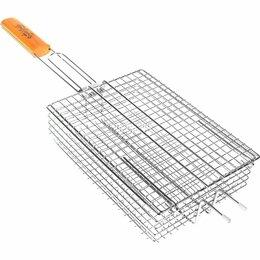 Решетки - Глубокая решетка-гриль глубокая ROYALGRILL 80-033, 0