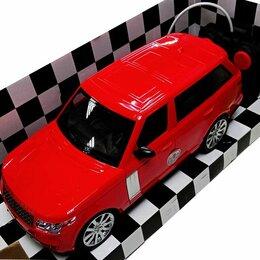 Радиоуправляемые игрушки - Радиоуправляемая машина  Рэнж Ровер, 0