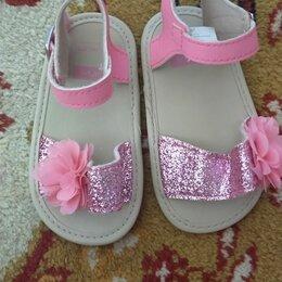 Обувь для малышей - Босоножки - пинетки 9-12 мес, 0