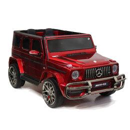 Электромобили - Детский электромобиль Mercedes Benz G63 (S307), 0
