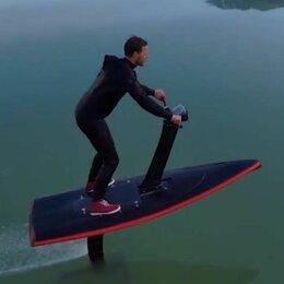 Виндсерфинг - Efoil electric hydrofoil surfboard, 0