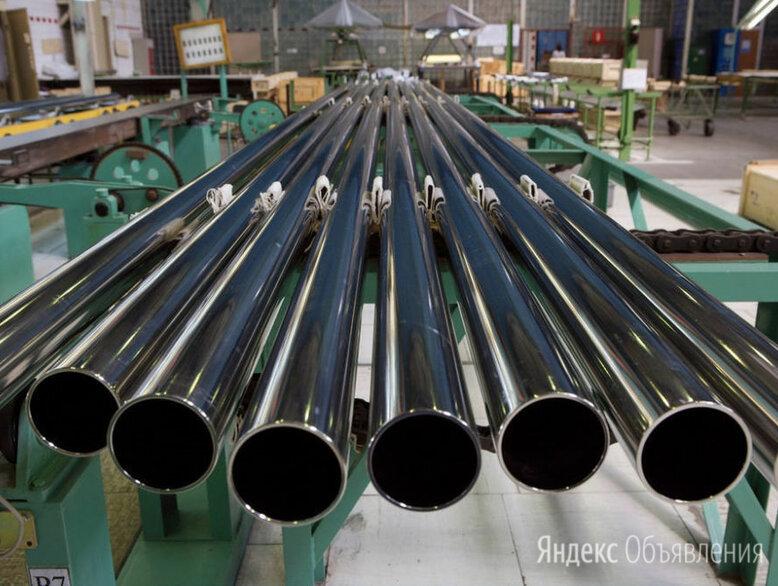 Труба холоднодеформированная бесшовная 9 мм Ст10 ГОСТ 8734-75 по цене 97500₽ - Металлопрокат, фото 0