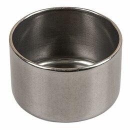 Контейнеры и ланч-боксы - Масленка « Vista-Artista » 5см нержавеющая сталь, одинарная, без крышки, с держа, 0