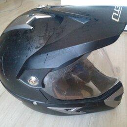 Мотоэкипировка - Шлем мотоциклетный стелс sl2, 0