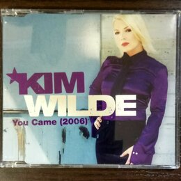 Музыкальные CD и аудиокассеты - CD Kim Wilde - You Came 2006, 0