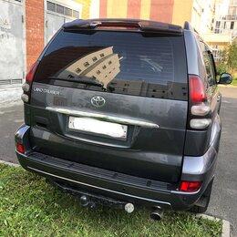 Кузовные запчасти - Обменяю дверь багажника Toyota Land Cruiser Prado 120, 0