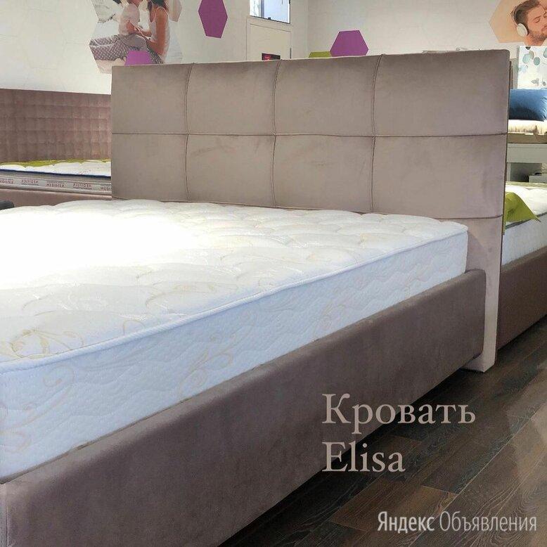 Кровать Elisa 160*200 (бренд) Аскона по цене 31500₽ - Кровати, фото 0