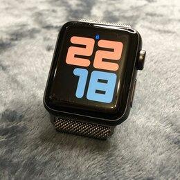 Умные часы и браслеты - Часы Apple Watch 3 38mm, 0