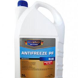 Химические средства - Антифриз концентрированный AVENO Antifreeze PF (5л), 0