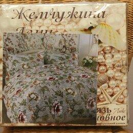 Постельное белье - Комплект постельного белья Жемчужина Азии Семейный бязь 125 гр бесшовное, 0