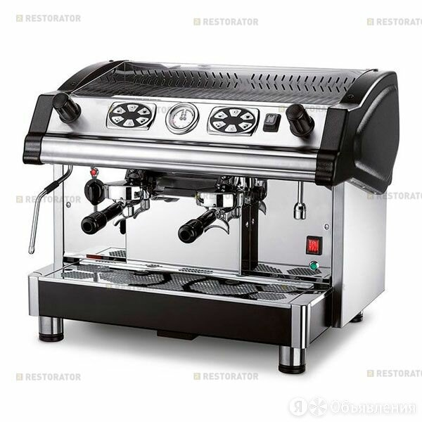 Royal Кофемашина Royal Tecnica 2GR SB Automatic Boiler 8LT красная по цене 205340₽ - Кофеварки и кофемашины, фото 0