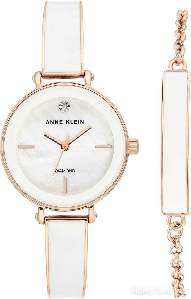 Наручные часы Anne Klein 3620WTST по цене 10990₽ - Наручные часы, фото 0