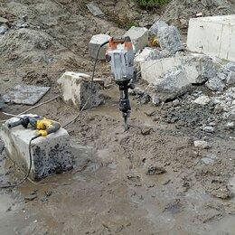 Строительные смеси и сыпучие материалы - Бой стройтельный мусор, 0
