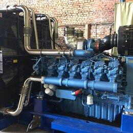 Электрогенераторы и станции - Газопоршневая электростанция 500 кВт, 0