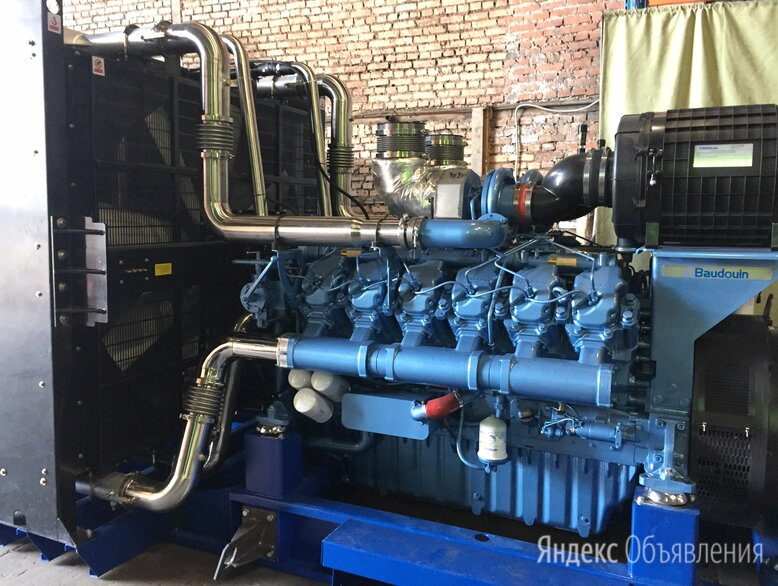 Газопоршневая электростанция 500 кВт по цене 12600000₽ - Электрогенераторы и станции, фото 0