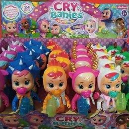 Куклы и пупсы - Куклы Cry Baby с соской, 0