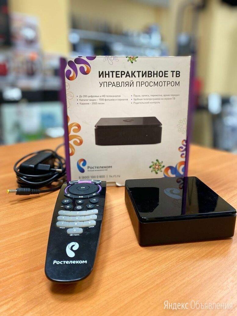 Тв-приставка SML-482 HD  по цене 1000₽ - ТВ-приставки и медиаплееры, фото 0