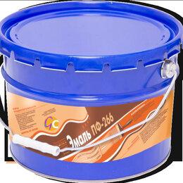 Эмали - Эмаль ПФ-266 (10 кг.) для деревянных полов, 0