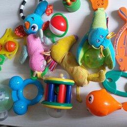 Погремушки и прорезыватели - Погремушки,шуршалка, пищялка, 0